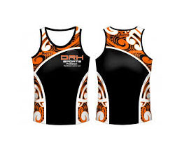 Custom Singlet Wholesaler in Preston