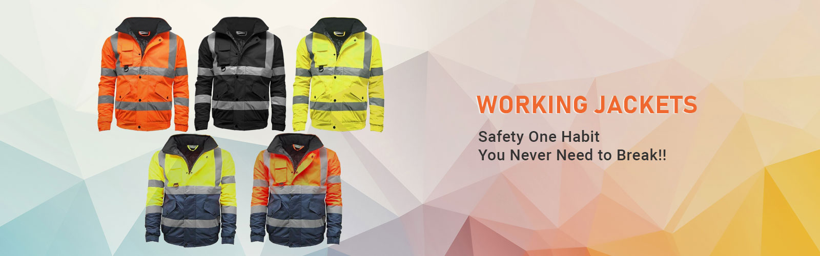 Working Jackets