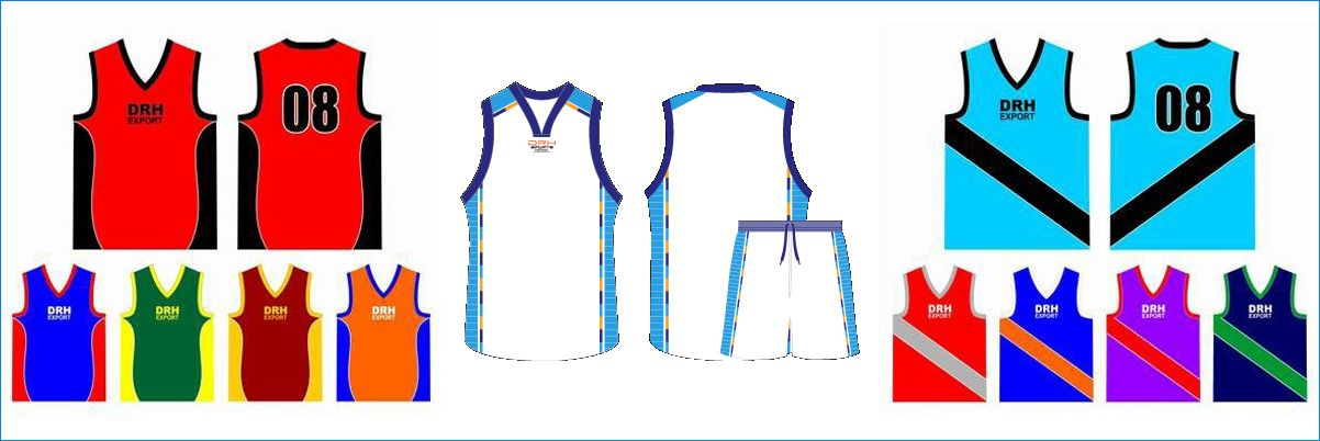 Basketball Uniforms: Custom Sublimated Designs For Your Team