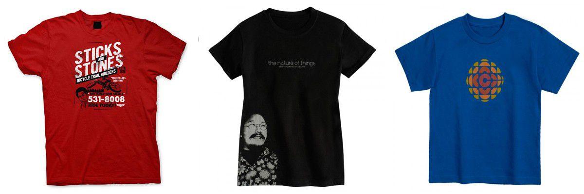 T-Shirts: Appealing Range & Amazing Designs