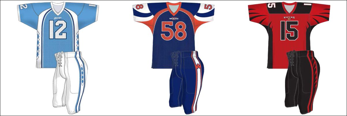 American Football Uniforms: An Integral Part of the Game