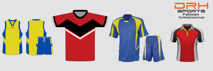 Sports Uniforms: Customized Designs & Shades