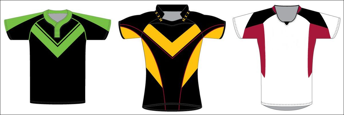Rugby Uniforms & Sporting Fashion