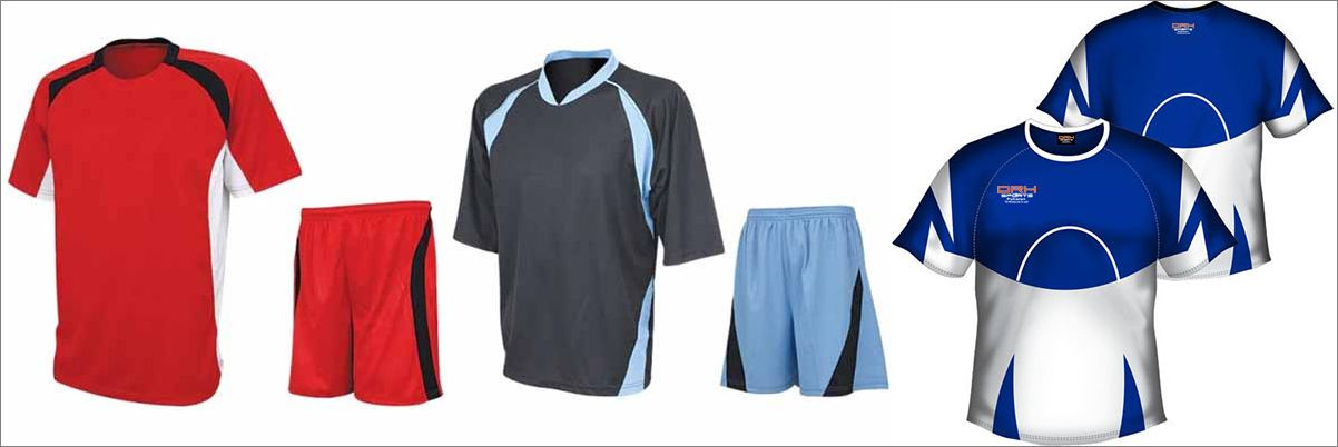 Soccer Jerseys - For Your Team Or Supporting Your Favorite Team