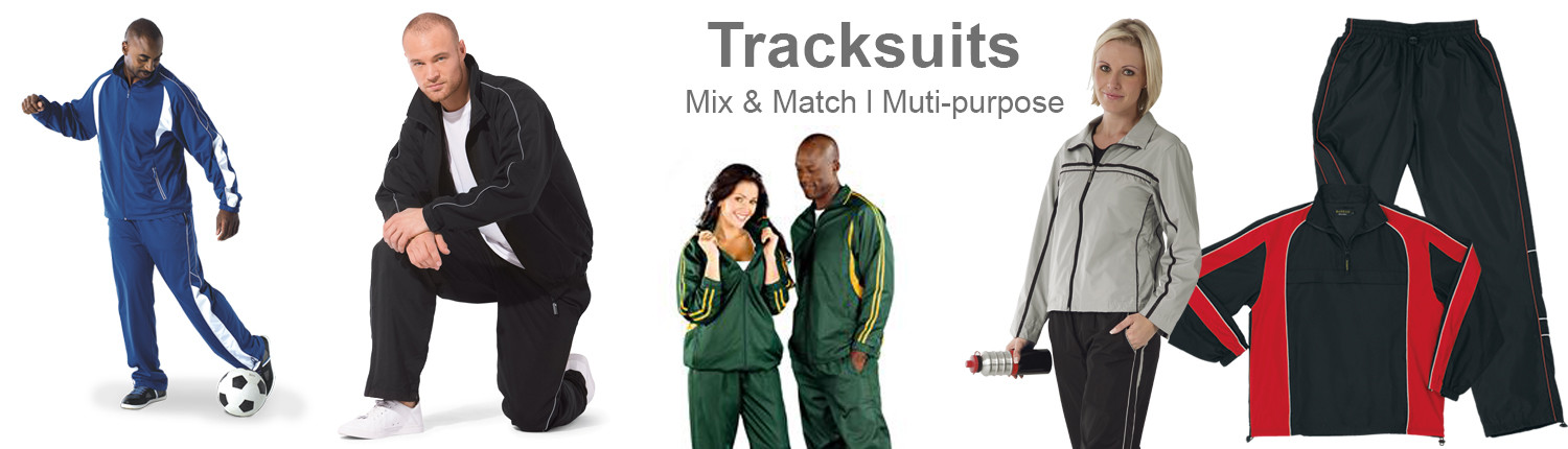 Buy a Tracksuit for Everyday Use