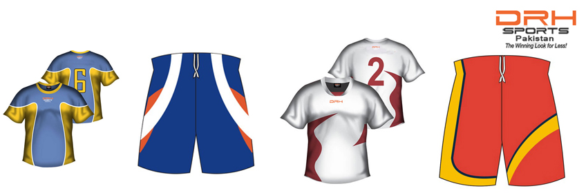 The History Rugby and the Rugby Uniform Used by the Players