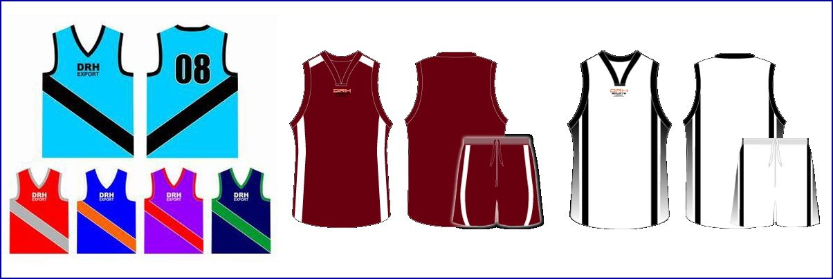 The Various Types Of Basketball Jerseys