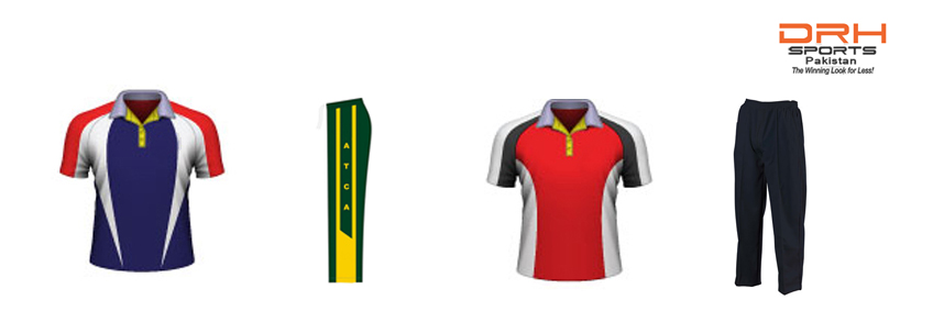 Various Types of Cricket Uniform for Training and Match Purpose
