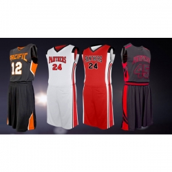Design Your B-Ball Jersey on Your Own
