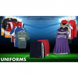 Importance of Uniforms in Playing Sports