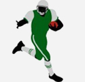 American Football Uniforms Manufacturer in Italy