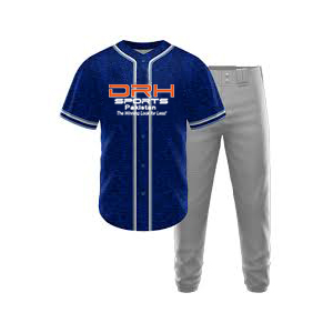 Baseball Uniforms Manufacturer in Italy