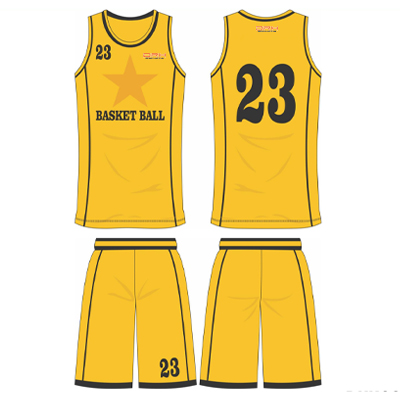 Basketball Jersey Manufacturer in El Salvador