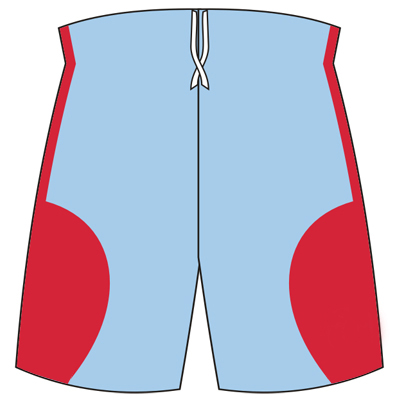 Custom Cricket Shorts Moscow