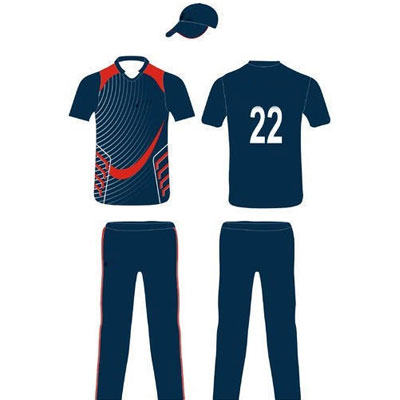 Cricket Uniforms Manufacturer in Italy