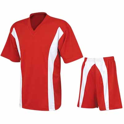 Cut And Sew Soccer Jersey Manufacturer