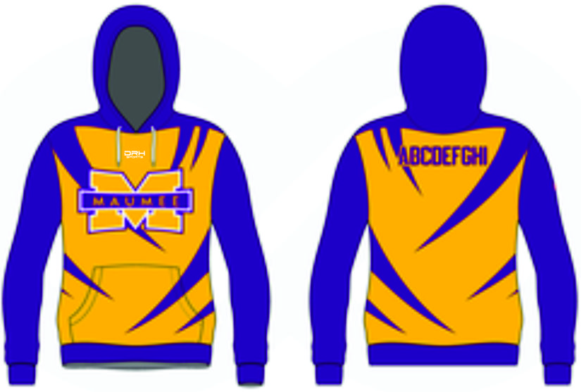 Custom Fleece Hoodies Sublimation North Korea