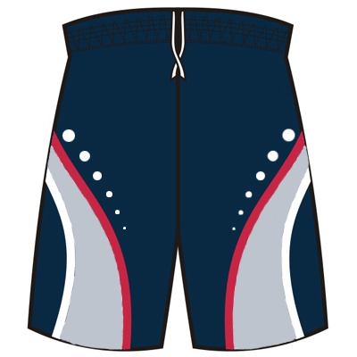 Custom Goalie Short Vladivostok