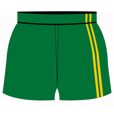 Custom Hockey Shorts Afghanistan