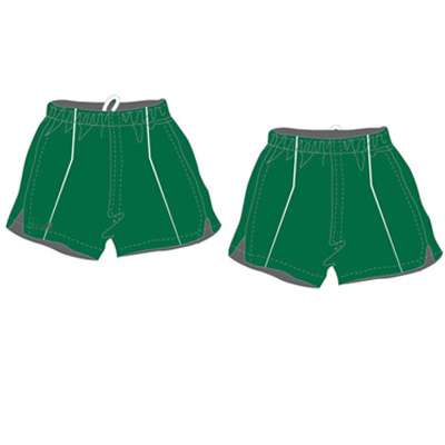 Rugby Shorts Manufacturer in India