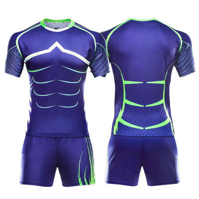 Rugby Uniforms Manufacturer in Italy