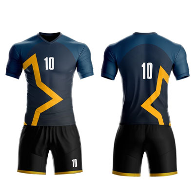 Soccer Uniforms Manufacturer in Italy