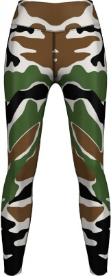 Custom Sublimation Leggings Derby