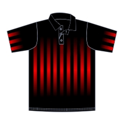 Custom Sublimation Tennis Jersey Krishna
