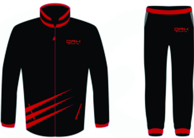 Custom Sublimation Track Suits Kirov