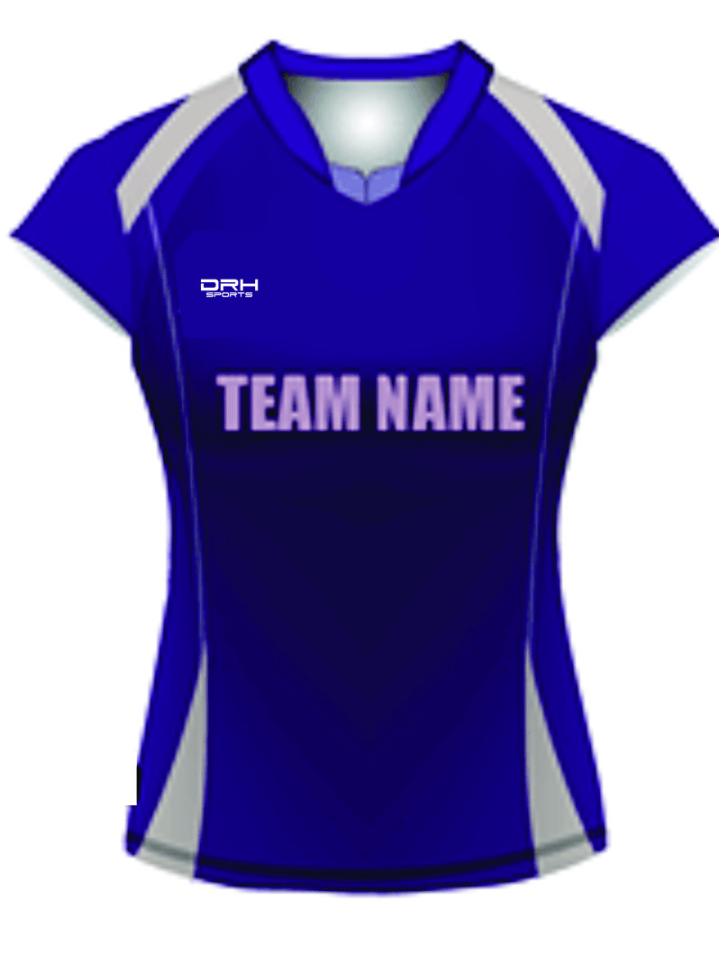 Custom Sublimation Volleyball Jersey Vladivostok