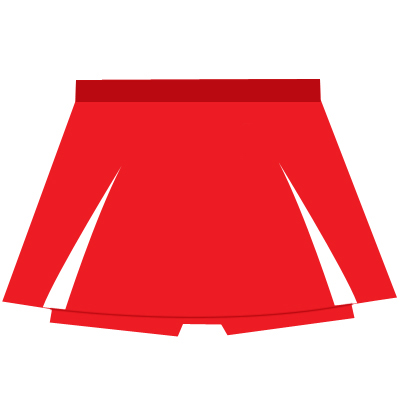 Custom Tennis Skirts Derby