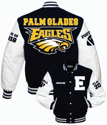 Custom Varsity Jackets Saint Petersburg