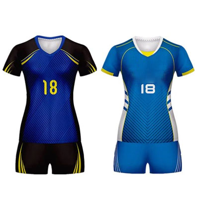 Volleyball Uniforms Manufacturer in Italy