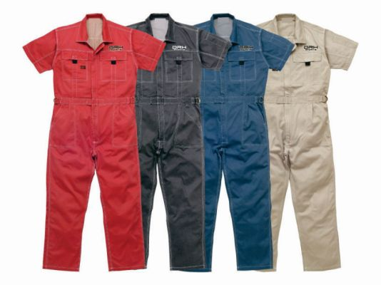 Custom Working Overall Andorra