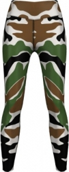 Sublimation Leggings Manufacturers in Denmark