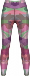 Sublimation Yoga Pants Manufacturers in Colombia