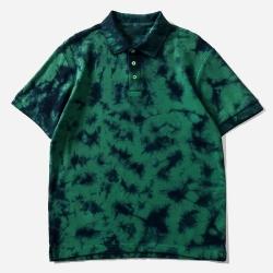 Tie Dye Polo Shirts Manufacturer