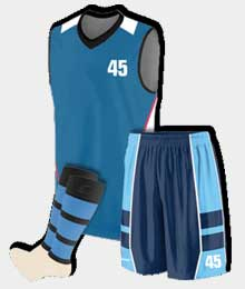 Custom Basketball Uniforms Suppliers In Lichfield