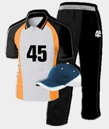 Custom Cricket Uniforms Suppliers In Valence