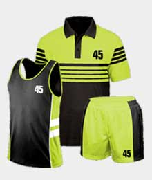 Custom Rugby Uniforms Suppliers In Salerno