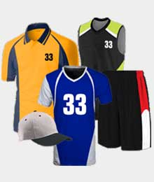 Custom Volleyball Uniforms Suppliers In India