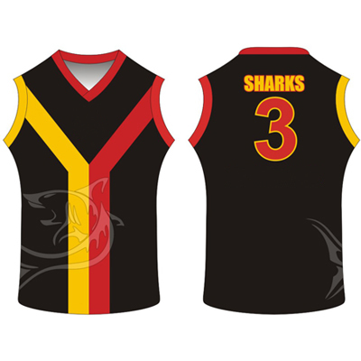 Custom AFL Jerseys Manufacturers Aurora
