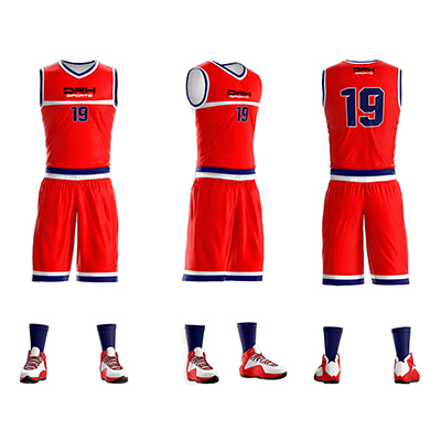 Custom Basketball Jersy Manufacturers Aurora