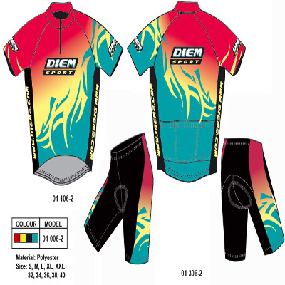 Cheap Cycling Apparel Manufacturers, Wholesale Suppliers