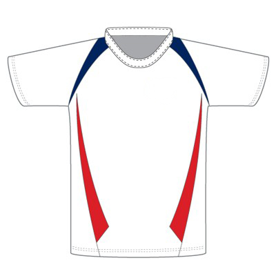 China Rugby Tee Shirts Wholesaler