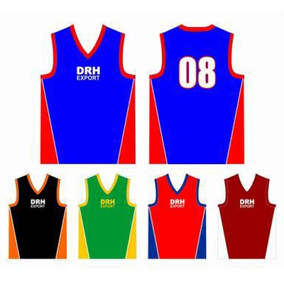 Custom Sublimated Basketball Singlets Wholesaler
