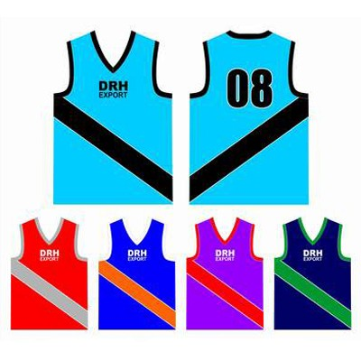 Customised Basketball Singlet Wholesaler