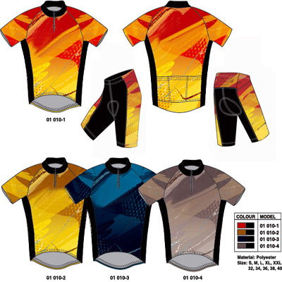 Cycling Apparel Manufacturers, Wholesale Suppliers