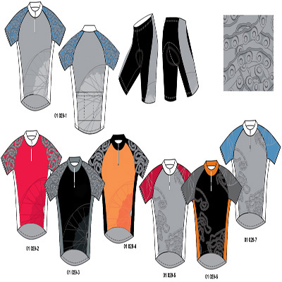 Cycling Sportswear Manufacturers, Wholesale Suppliers