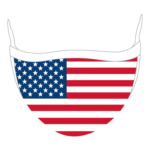 Elite Face Mask - Americana Wholesaler